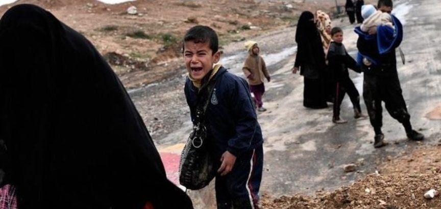 U napadu na Mosul korišteno kemijsko oružje