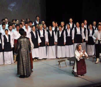 """Prva hrvatska opera u BiH """"Diva Grabovčeva"""" u Lisinskom"""