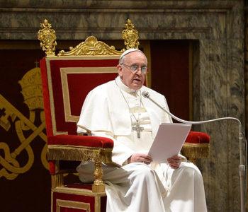 Poruka pape Franje za korizmu 2017.