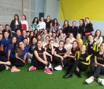 """Predstavnice Mažoret kluba """"Rama"""" na Seminaru u Širokom Brijegu"""
