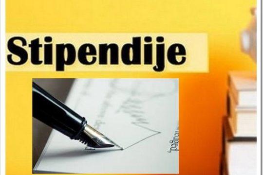 Potpisivanje ugovora za stipendije 22.03.2019.
