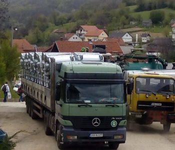 """JKP """"Vodograd"""" dobio 51 novi kontejner za otpad"""