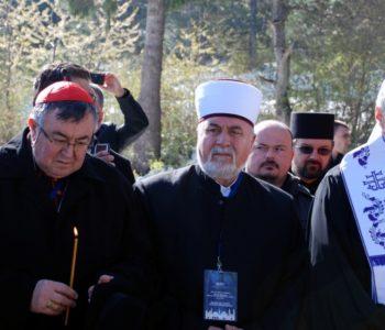 Vjerski poglavari se poklonili žrtvama