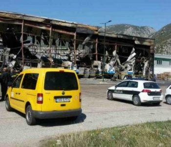 """Mostar: """"Bingo"""" izgorio zbog kvara na utičnici?"""