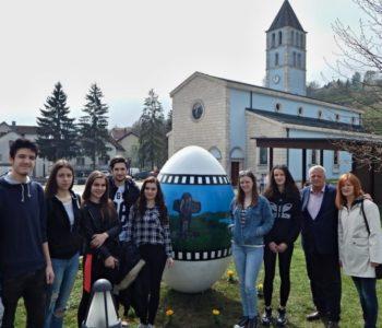 Učenici Srednje škole Prozor otputovali u Njemačku na razmjenu učenika