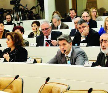 KLIMAVA VEĆINA: Vijeće ministara u tehničkom mandatu