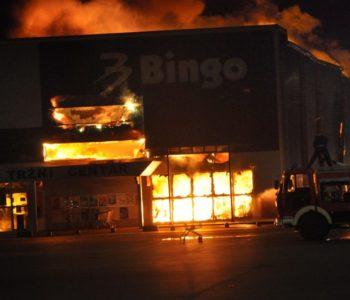 Mostarski 'Bingo' nestao u plamenu!