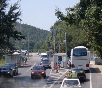EU popustila / Hrvatska: Privremeno obustavljene stroge kontrole na granici