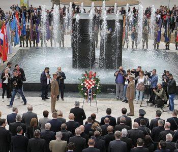 Mostar u svečanom ozračju povodom 25. godina od osnivanja HVO-a