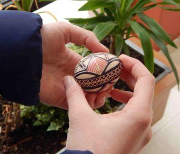Radionica tradicionalnog šaranja jaja