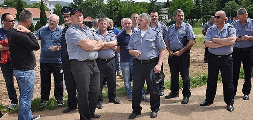 Sindikat policije HNŽ-a ide u prosvjede