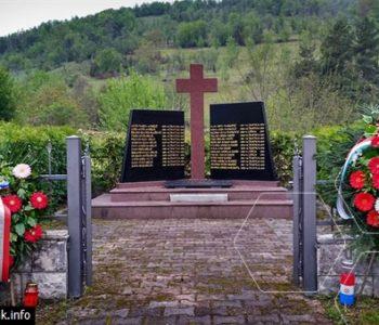 Godišnjica zločina nad Hrvatima u Trusini