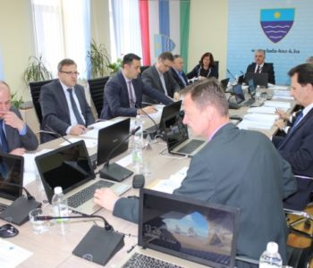 Održana 46. sjednica Vlade HNŽ