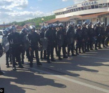 Ministar policije ŽZH-a poslao specijalce na branitelje