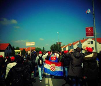 Foto: Mladi iz Rame na susretu katoličke mladeži u Vukovaru