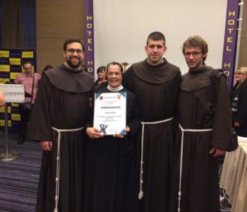 Sestri Mariji Bešker iz Rumboka priznanje za promociju sestrinstva