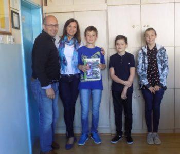 Osnovna škola Marka Marulića Prozor među najuspješnijim školama županije