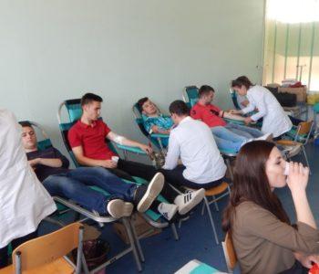 Foto: Prikupljeno 40 doza krvi