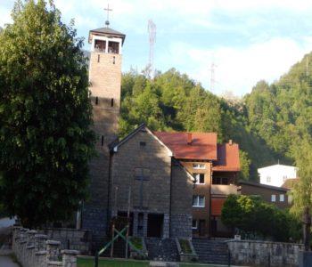 Započelo unutarnje uređenje crkve Sv. Ante na Gračacu