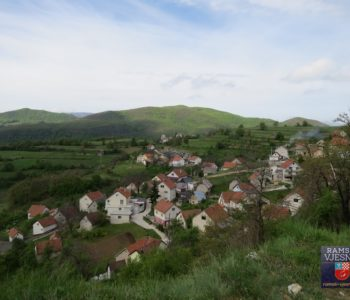 FOTO: Gradnja vodovoda za Gmiće, Paljike i Borovnicu