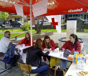 CK Prozor-Rama obilježava Svjetski tjedan Crvenog križa