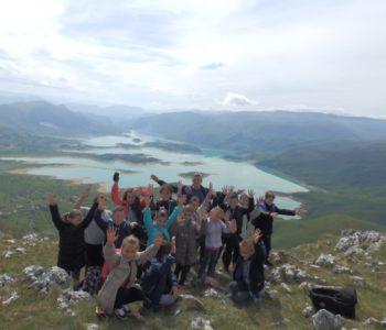 Foto: Učenici sa Ustirame upoznavali gorsko-planinski kraj užeg zavičaja