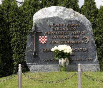 Komemoracija u povodu 72. godišnjice bleiburške tragedije