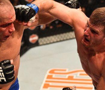 Miočić je nokautirao Cigana u prvoj rundi i obranio UFC pojas