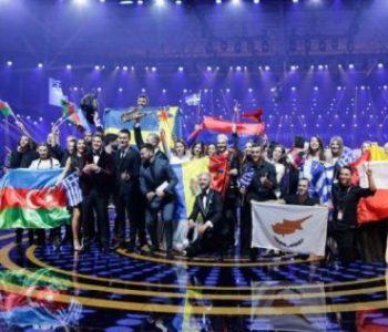 Odabrano prvih 10 finalista Eurovizije u Ukrajini