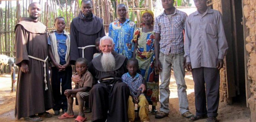 OD RAME DO KONGA Ilija Barišić od 1972. svoje veliko srce i osmijeh dijeli s Afrikancima