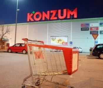 Konzum uručio još 400 otkaza u BiH i to radnicima u Mostaru