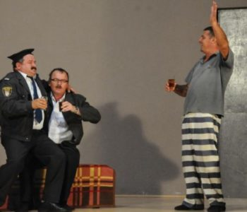 """Urnebesna komedija """"Državni lopov"""" gostuje u Prozoru"""