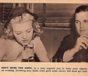 13 savjeta za izlaske iz 1938. Za žene koje žele naći muža