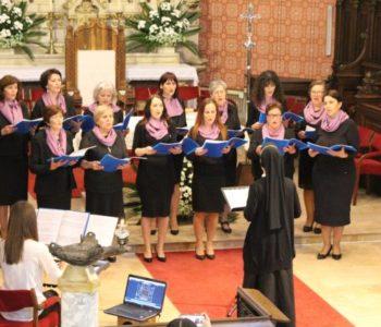 Održan XV. susret liturgijskih zborova Vrhbosanske nadbiskupije