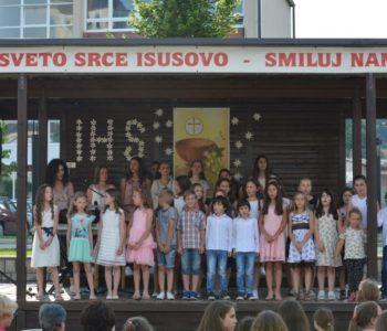 Foto: Na festivalu Djeca pjevaju Isusu nastupilo 20 djece