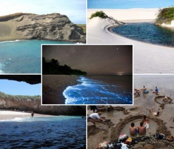 Pet najljepših plaža