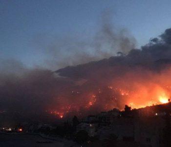 Požari u Hercegovini ne jenjavaju, vatrogasci na terenu 24 sata