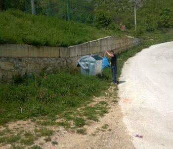 """JKP """"Vodograd"""" razmjestilo 58 novih kontejnera za otpad"""