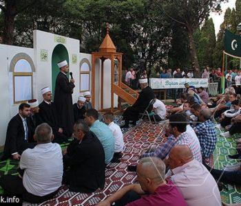 Muslimani slave Ramazanski Bajram