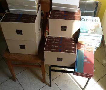 Narodna knjižnica Rama bogatija za 55 novih naslova