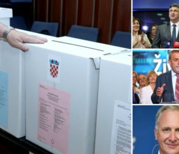 HDZ uvjerljivi pobjednik izbora – HNS i Most najveći gubitnici