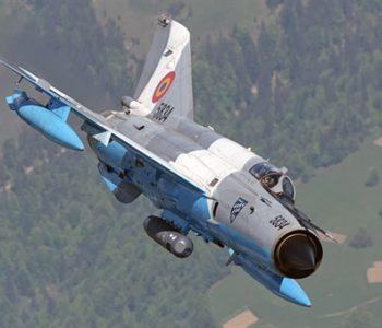 MiG se srušio nakon što je udario u jato ptica, pilot teško ozlijeđen
