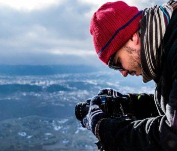 Predstavljamo: Pisac, fotograf i student novinarstva Mladen Topić