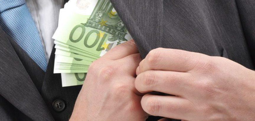 Visoka korupcija u BiH