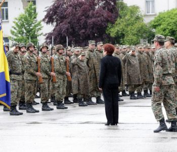 Javni natječaj za prijem vojnika u Oružane snage BiH