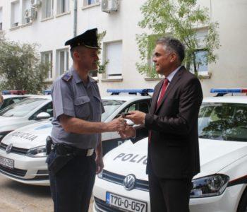 MUP HNŽ: Završena nabava 100 novih vozila