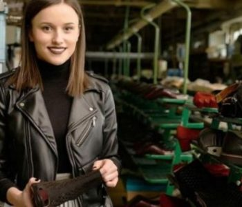 Cipele mlade dizajnerice Ane iz Žepča osvojile Španjolsku, Francusku i Njemačku
