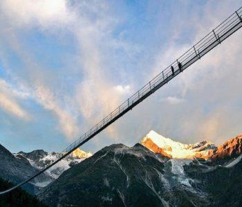 U Švicarskoj otvoren najduži pješački most na svijetu