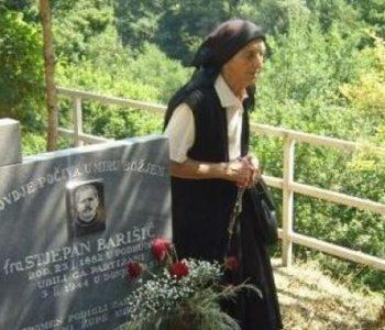 Najava: Hodočašće na grob fra Stjepana Barišića na Uzdolu