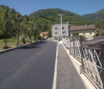 Završetkom asfaltiranja Gračac se svrstao u lijepo uređena naselja